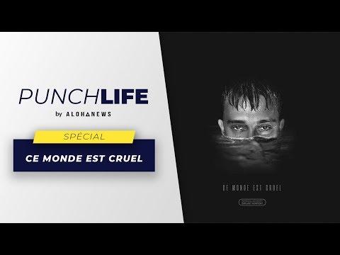 Youtube: Les Punchlife de Vald spécial«Ce monde est cruel»