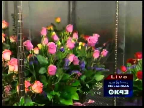 Capitol Hill Florist on KAUT Valentine's Day 2011