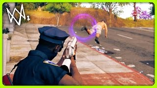 NEW GUNS, CLOTHES AND CARS! | Watch Dogs 2 No Compromise DLC Free Roam