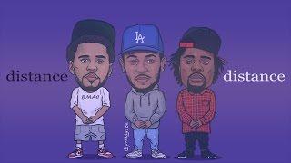 "(FREE) J Cole Type Beat - ""Distance"" (Prod. B Mac)"