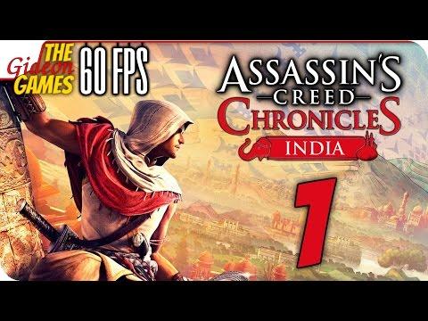Прохождение Assassin's Creed: India на Русском [PС|60fps] - #1 (Взрыв красок)