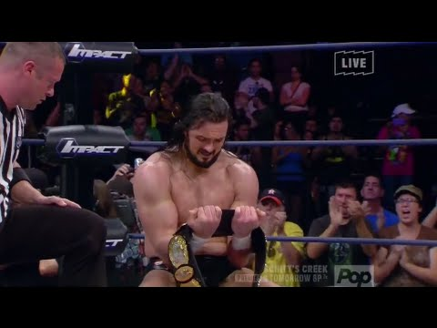 IMPACT WRESTLING Thank You, Drew