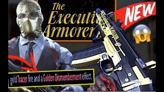 *NEW* The Executive Armorer Bundle (Golden Tracers) | Modern Warfare