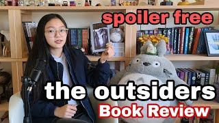 |Book Review| The Outsiders by…
