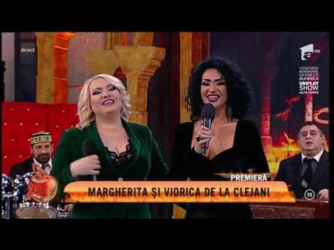 Margherita și Viorica de la Clejani, melodie în premieră.