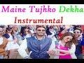 Maine Tujhko Dekha (Golmaal Again)  Instrumental
