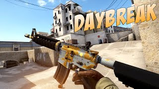 CS:GO - M4A4 | Daybreak Gameplay