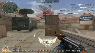 [AK47 - CFS]CrossFire Gameplay - Stream Highlights