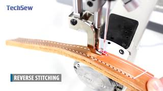 Techsew 5100-SE Leather Industrial Sewing Machine