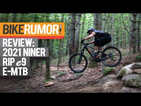 Niner RIP e9 e-mountain bike review