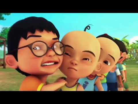 Hitam Putih Fotomu - Lagu Kenangan Indonesia | Versi Dangdut Koplo Parody Upin Ipin