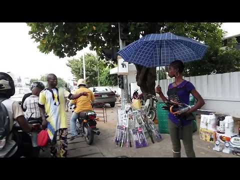 Road Cotonou