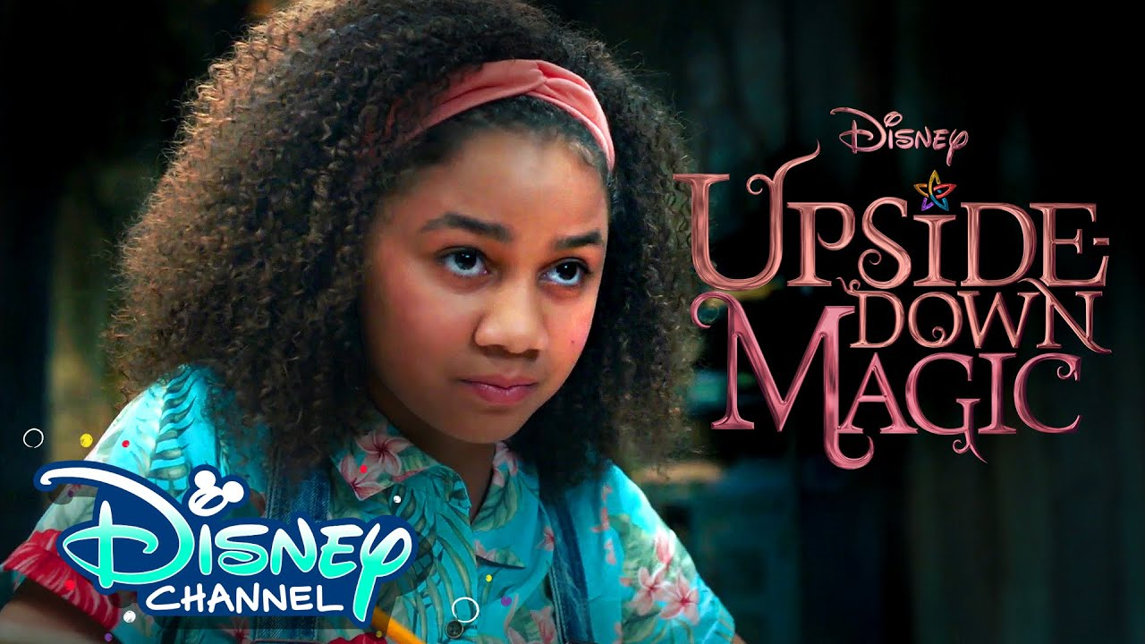 Siena Agudong Izabela Rose Head To Magic School In New Upside Down Magic Teaser Alison Fernandez Elie Samouhi Izabela Rose Max Torino Movies Siena Agudong Trailer Upside Down Magic Just Jared