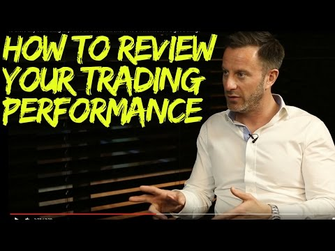 How do you judge your trading performance?