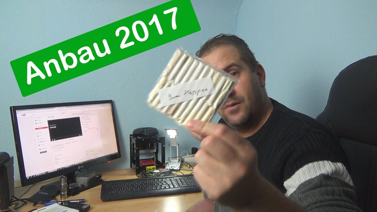 Saatgut Anbau 2017 | Seed Haul Artikelbild