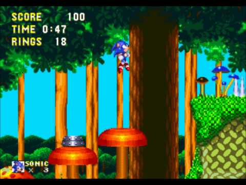 Sonic 3&K - Mushroom Hill (VGM Karaoke)