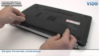 Ноутбук HP Envy 17-1100er (XE528EA)