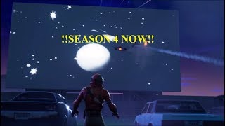 Fortnite SEASON 4 ALL SKINS AND EMOTES - FORTNITE BATTLE ROYALE English