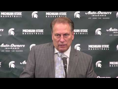 Michigan State 80 Oral Roberts 76: Tom Izzo