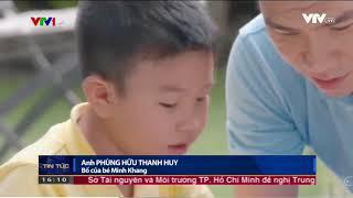 Bé biết tuốt Minh Khang | Nhân vật nhí trên bản tin Thời sự VTV1