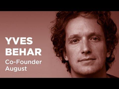 Yves Behar - Co-Founder of August
