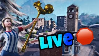 🛑Fortnite Mobile Live Stream🛑 Road to 100subs