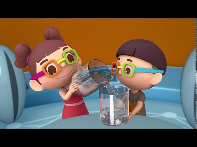 第十三集「海,你為何是藍色?」—【咚咚仔3D動畫系列】第二季
