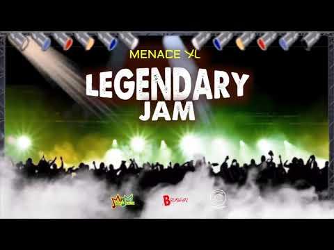 MenaceXL - Legendary Jam (Antigua 2019 Soca)
