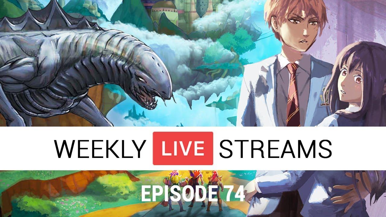 ART School - Weekly Stream Episode 74