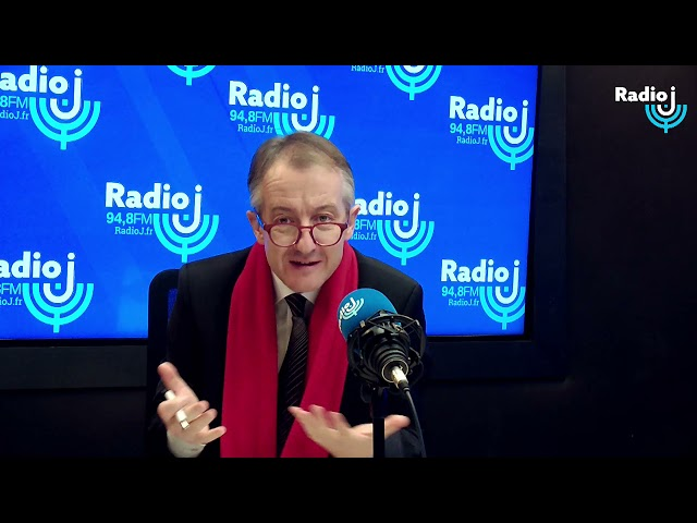 Nathalie Elimas est l'invitée de Christophe Barbier sur Radio J