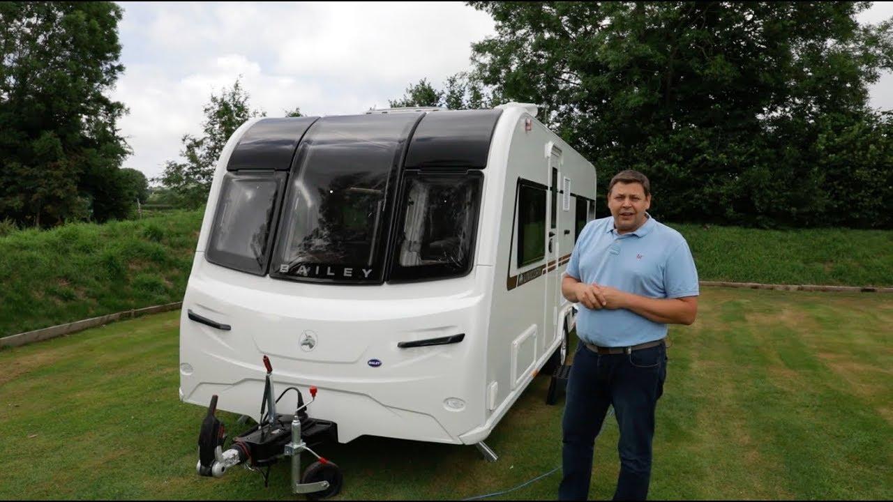 The Practical Caravan 2018 Bailey Unicorn Cadiz review