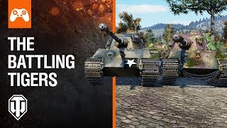 World of Tanks Console: The Battling Tigers