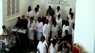 House of Prayer For All People Choir  Silver and Gold