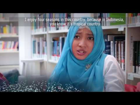 Warsaw University of Technology-student from Indonesia