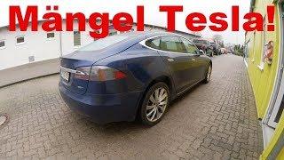 Schwere Mängel am Tesla Model S Facelift