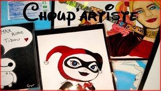 Choup'artiste - La femme la plus stylé du monde \o/