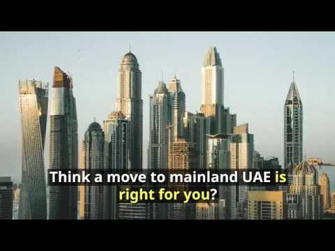 Advantages of Setting Up Your Company on Mainland UAE