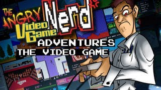 Angry Video Game Nerd Adventures - Complete Walkthrough (Easy)