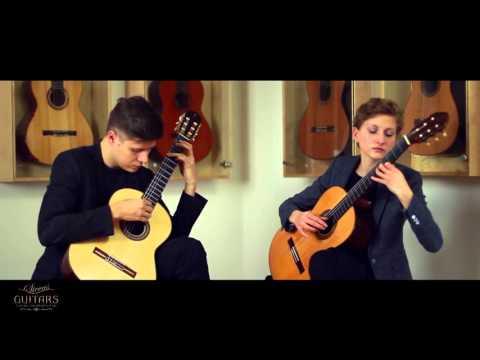 Sedina Duo - Justyna Sobczak and Błażej Sudnikowicz Prelude by Claude Debussy