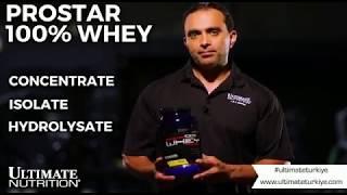 Üç Aşamalı Gücünüz: Ultimate Nutrition Prostar Protein thumbnail