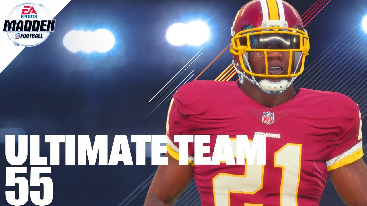 Madden 18 Ultimate Team - New 99 Sean Taylor Ep.55
