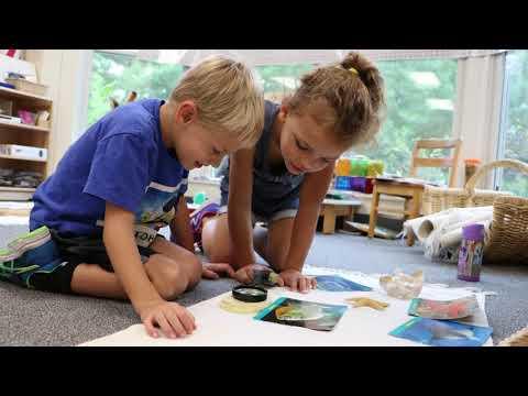 The Summit Country Day School Montessori Program