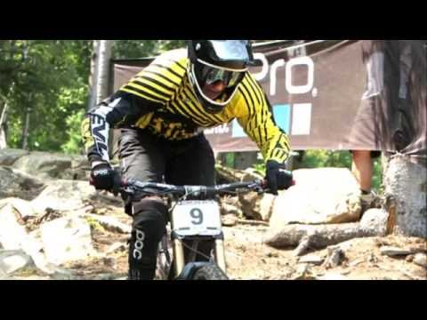 Interview with Jack Iles on his First Junior DH World Cup Podium