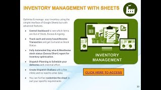 Advanced Inventory Management System