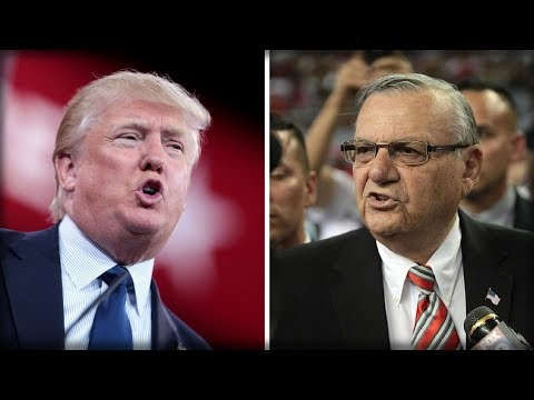 JUST IN: FEDERAL JUDGE HANDS SHERIFF JOE MAJOR NEWS ABOUT HIS PARDON FROM TRUMP