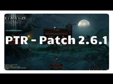 Diablo 3: Neuer PTR Patch 2.6.1