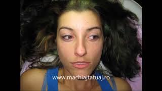 Tatuaj Contur ochi Zarescu Dan 0745001236 SOC www machiajtatuaj ro