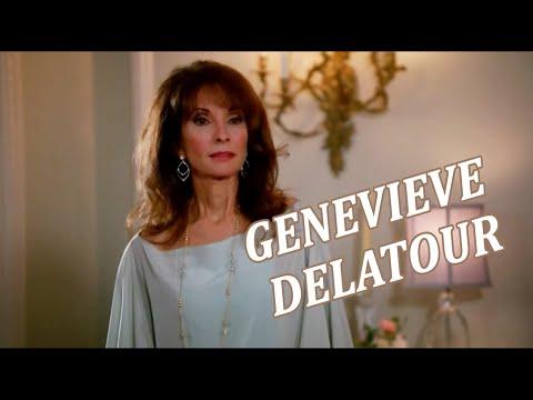 Genevieve Delatour  Susan Lucci  DEVIOUS MAIDS