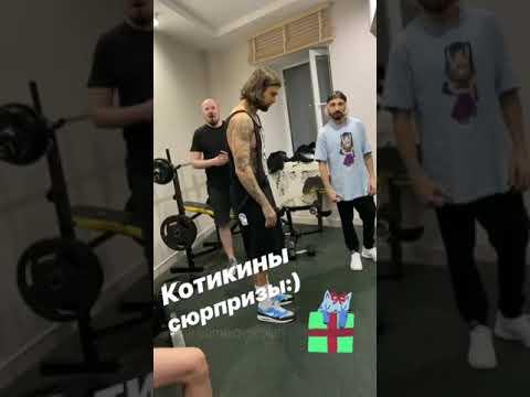 Женя Мильковский и Полина Фаворская ❤