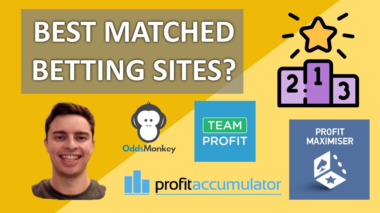 Profit maximizer matched betting software on youtube online betting for horse racing